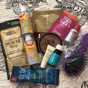 Other - Mixed Beauty Bag Products